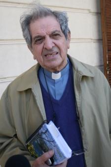 Foto de Pbro. Raúl Reinaldo  TRONCOSO