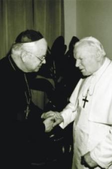 Foto de S.E.R. Mons. Emilio  Bianchi di Cárcano