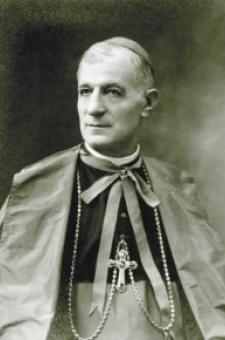 Foto de S.E.R. Mons. César Antonio  Cáneva