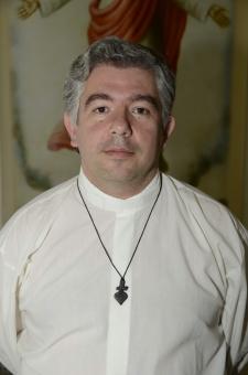 Foto de Pbro. Martín Honorio  BOURDETTE