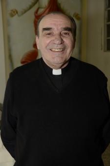 Foto de Pbro. Miguel Ángel  PARÍS